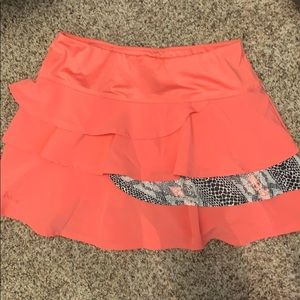 Bolle tennis skirt size small women's